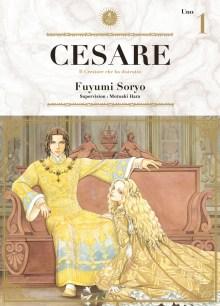 Cesare Tome 1 de Fuyumi Soryo