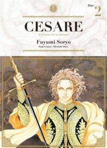 Cesare Tome 2 de Fuyumi Soryo