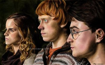 Cindy Dessin Harry Potter
