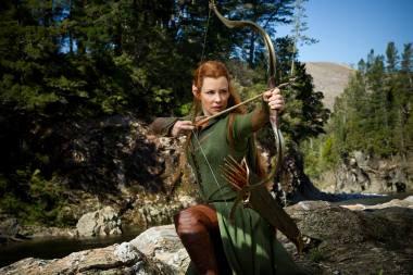 Le Hobbit - La Désolation de Smaug - Warner Bros Fbpage - 001