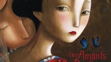 Photo of Les Amants papillons, Benjamin Lacombe