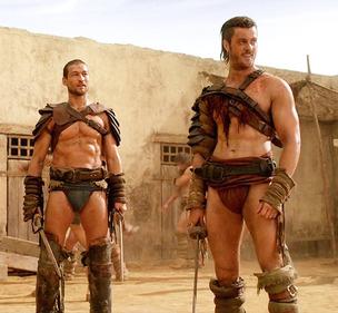 Spartacus VS Agron