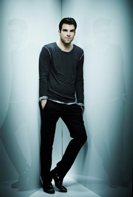 Zachary Quinto - Spock2
