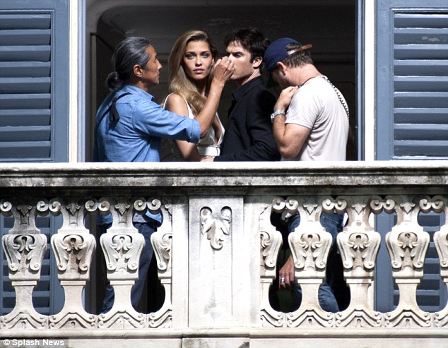 ian somerhalder - shoot parfum azarro 04