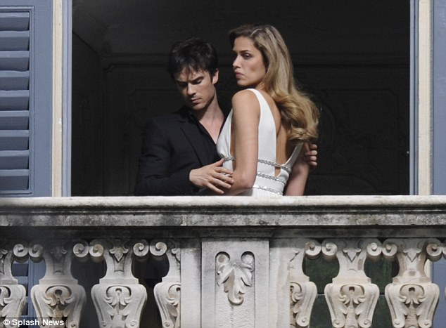 ian somerhalder - shoot parfum azarro 07