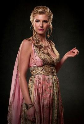 Ilithyia - Spartacus - Le Sang des Gladiateurs