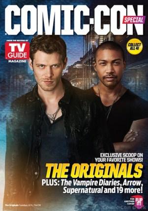 The Originals - Comic Con 2013