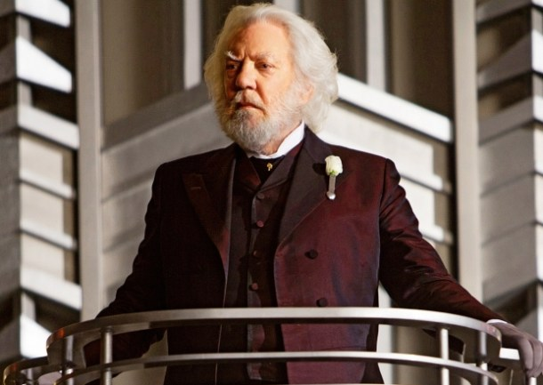 Hunger Games President Snow