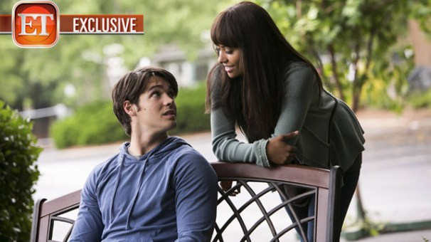 TVD 5x01 - I Know What You Did Last Summer - Jeremy & Bonnie 2