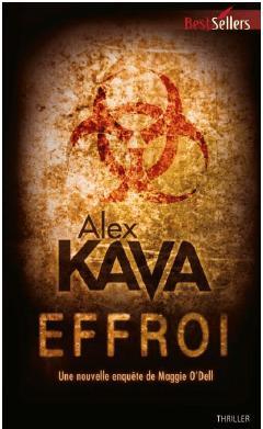 Effroi de Alex Kava (Thriller)
