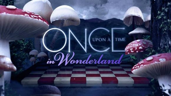 Once Upon A Time In Wonderland - 001