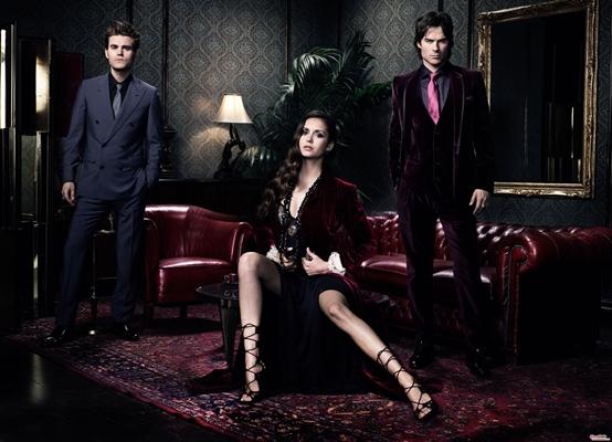 Photo of Le bêtisier de la saison 4 de The Vampire Diaries enfin dispo!!