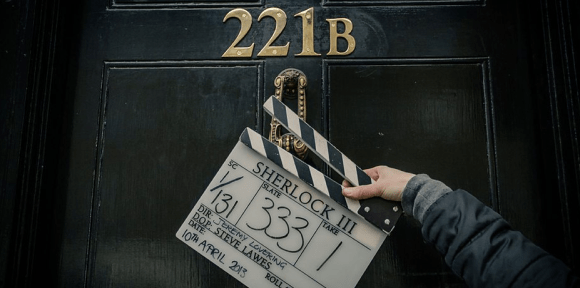 Sherlock Saison 3 - Behind the Scenes