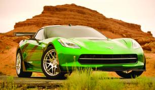 Corvette_Stingray_1 Transformers 4