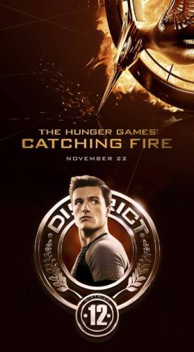 Hunger Games 2 - Affiches VO 002
