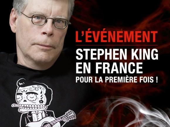 Stephen King en France