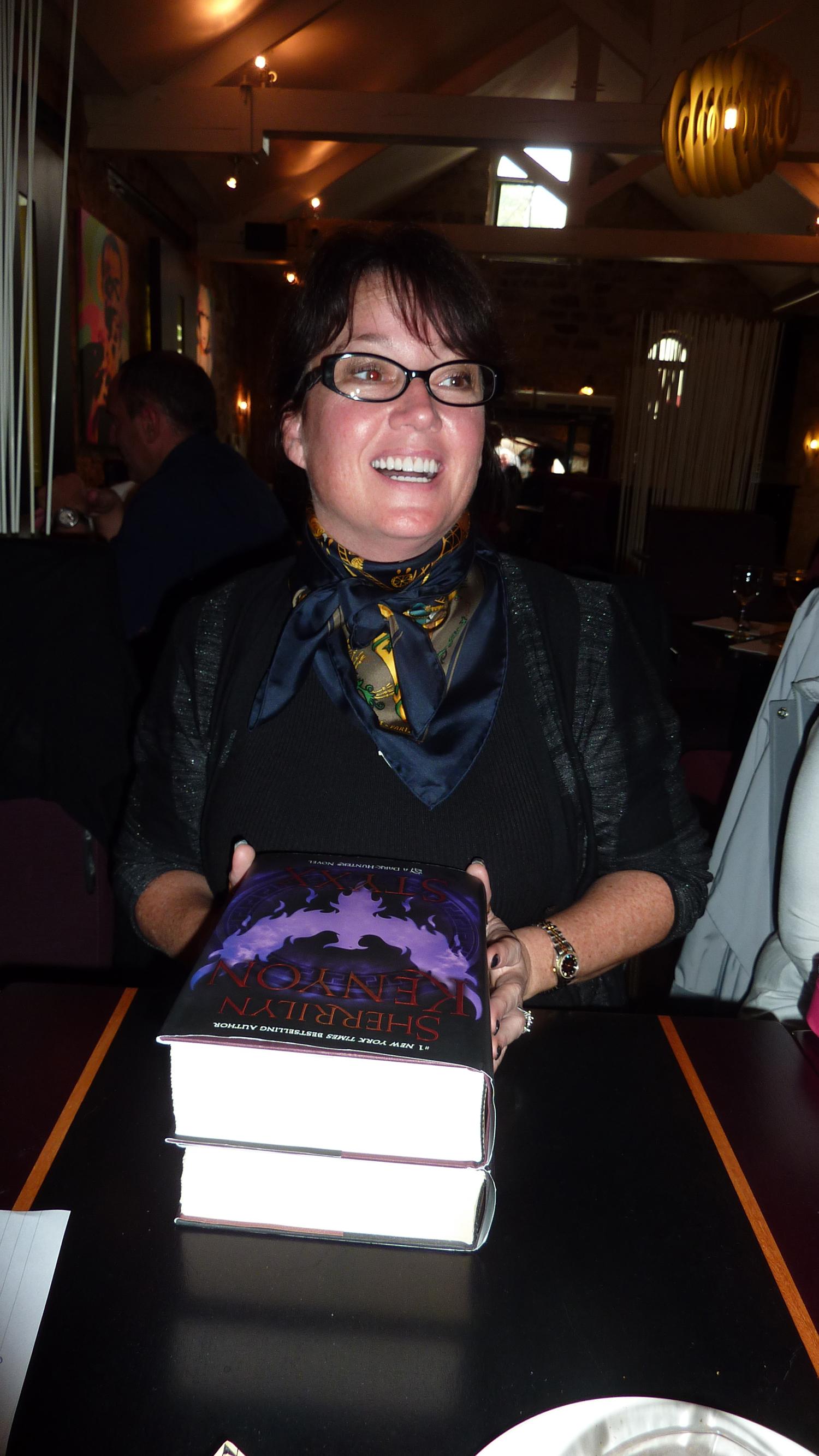 Sherrilyn Kenyon - Paris - 14-09-13 - 030