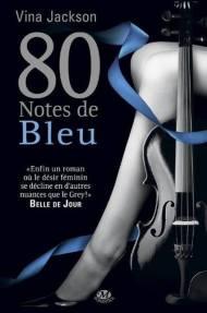 80 Notes de Bleu de Vina Jackson