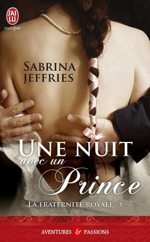 La Fraternite Royale T3 de Sabrina de Jeffries