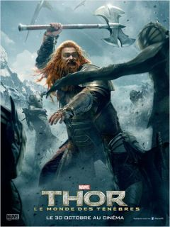 Affiche Thor 2 Le monde des ténèbres 01