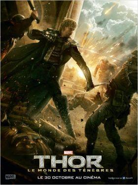 Affiche Thor 2 Le monde des ténèbres 02