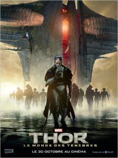 Affiche Thor 2 Le monde des ténèbres 03