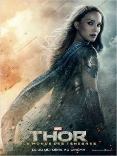 Affiche Thor 2 Le monde des ténèbres 06