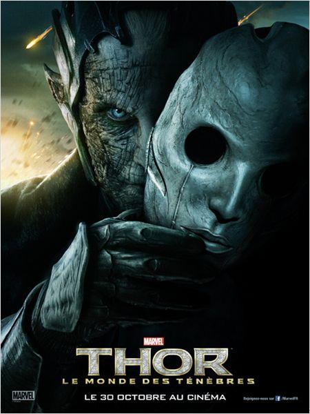 Affiche Thor 2 Le monde des ténèbres 10