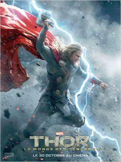 Affiche Thor 2 Le monde des ténèbres 12