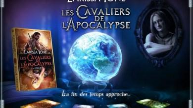 Photo of Les Cavaliers de L'Apocalypse de Larissa Ione – Le Dossier