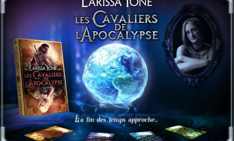 Photo de Les Cavaliers de L'Apocalypse de Larissa Ione – Le Dossier