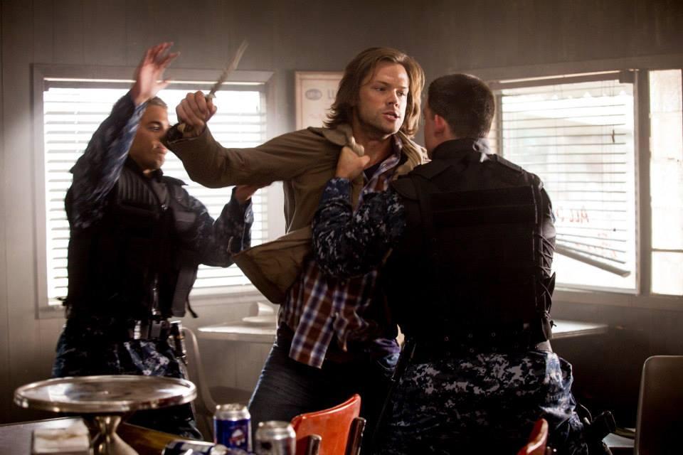 "Supernatural - S09E02 ""Devil May Care""01"