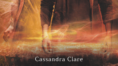 Photo de The Mortal Instruments Tome 4 : La Cité des Anges Déchus