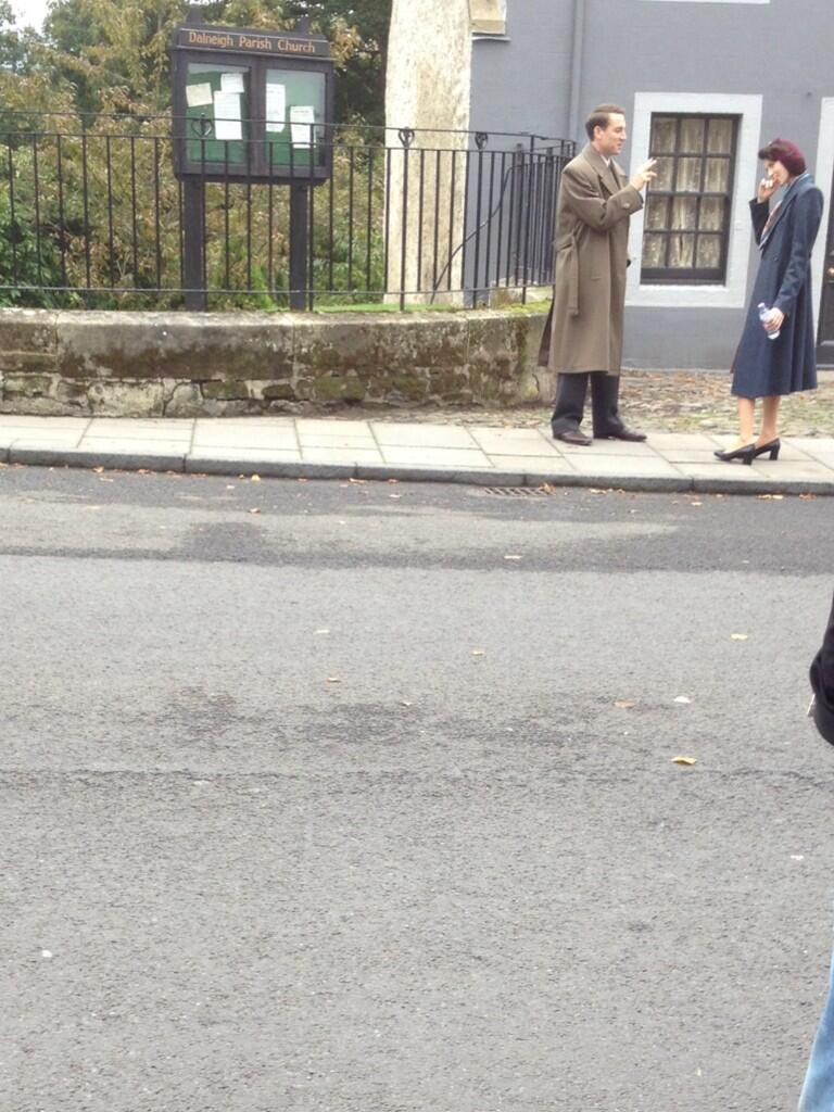 The Outlander - Photos tournages - 005