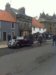 The Outlander - Photos tournages - 008