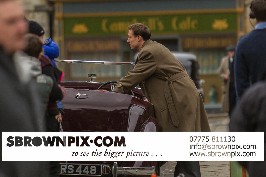 The Outlander - Photos tournages - 016