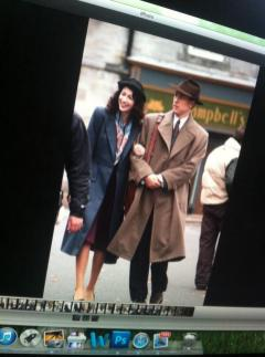 The Outlander - Photos tournages - 018