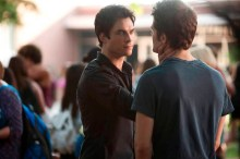 TVD 5x02 True Lies - Damon&Silas