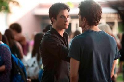 TVD 5x02 True Lies - Damon&Silas