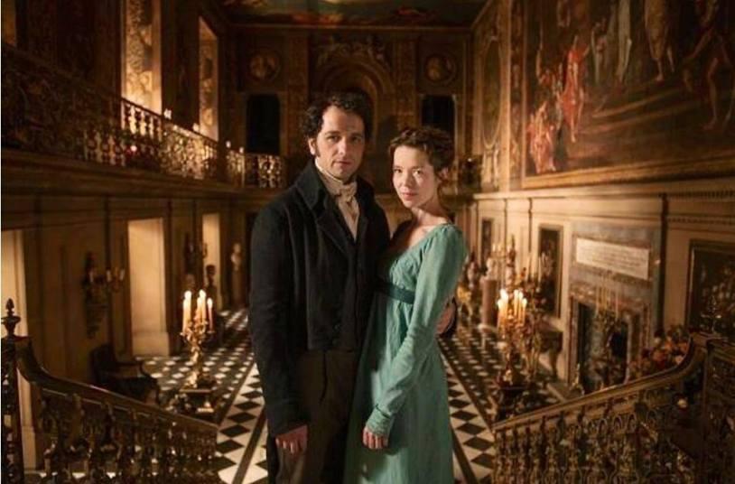 Death comes to Pemberley - Darcy et Elizabeth