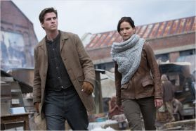 Hunger Games 2 - L'Embrasement de Francis Lawrence - 014
