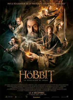 Le Hobbit 2 - La Désolation de Smaug - 001