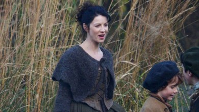 Photo de Nouvelles Photos De tournage Pour Outlander  !