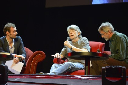 Stephen King au Grand Rex - Samedi 16-11-2013 - Sndt- 28