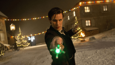 Photo de Doctor Who – « The Time Of The Doctor » – Un poster et premières images de l'épisode Spécial Noël 2013