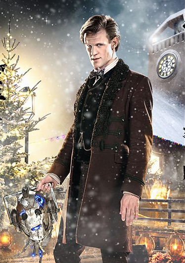 Doctor Who - The Time Of The Doctor - Matt Smith