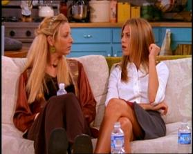 Friends _Phoebe_Rachel