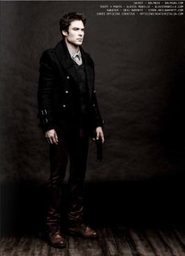 Ian Somerhalder Annax mag 2013