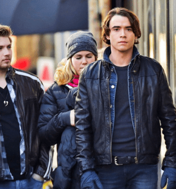 If I Stay - Behind The Scene - Jamie Blackley