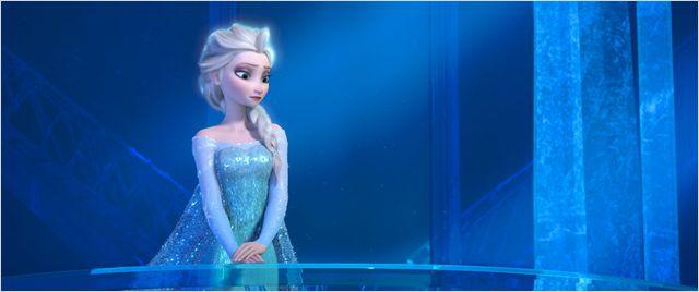 La Reine des Neiges - Elsa